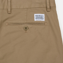 Мужские брюки Norse Projects Aros Slim Light Stretch Utility Khaki фото- 4