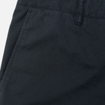 Мужские брюки Norse Projects Aros Slim Light Twill Black фото- 1