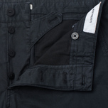 Мужские брюки Norse Projects Aros Slim Light Twill Black фото- 2
