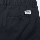 Мужские брюки Norse Projects Aros Slim Light Twill Black фото- 3