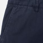 Мужские брюки Norse Projects Aros Slim Light Twill Dark Navy фото- 1
