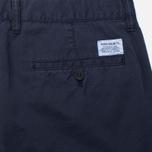 Мужские брюки Norse Projects Aros Slim Light Twill Dark Navy фото- 3