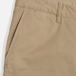 Мужские брюки Norse Projects Aros Slim Light Twill Khaki фото- 1