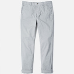 Мужские брюки Norse Projects Aros Slim Light Twill Light Grey фото- 0