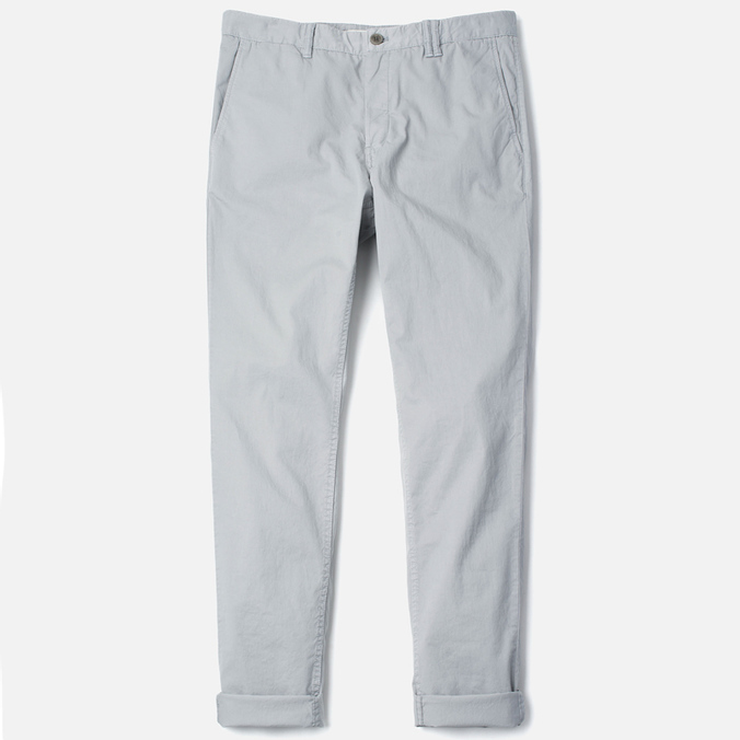 Мужские брюки Norse Projects Aros Slim Light Twill Light Grey