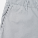 Мужские брюки Norse Projects Aros Slim Light Twill Light Grey фото- 1