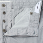 Мужские брюки Norse Projects Aros Slim Light Twill Light Grey фото- 2