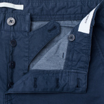 Мужские брюки Norse Projects Aros Slim Light Twill Navy фото- 2