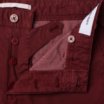 Мужские брюки Norse Projects Aros Slim Light Twill Red Clay фото- 2