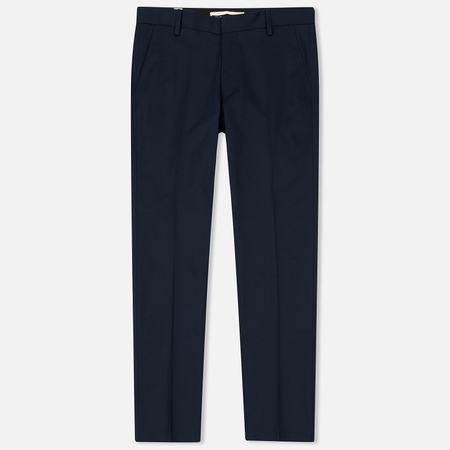 Мужские брюки Norse Projects Haga Stretch Twill Navy