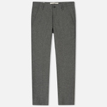 Мужские брюки Norse Projects Harri Tapered Dry Wool Nylon Light Grey Melange фото- 0