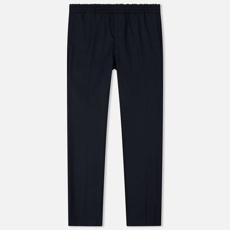 Мужские брюки Norse Projects Luther Technical Wool Dark Navy