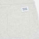 Norse Projects Ro Men's Trousers Light Grey Melange photo- 3