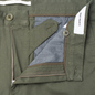Мужские брюки Norse Projects Sten Light Military Cotton Dried Olive фото - 2