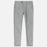 Мужские брюки Norse Projects Thomas Slim Light Wool Light Grey Melange фото- 0