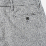 Мужские брюки Norse Projects Thomas Slim Light Wool Light Grey Melange фото- 3