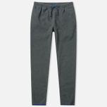 Patagonia Synchilla Snap-T Men's Trousers Nickel/Navy Blue photo- 0