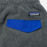 Patagonia Synchilla Snap-T Men's Trousers Nickel/Navy Blue photo- 3