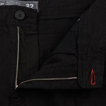 Мужские брюки Peaceful Hooligan Cabin Black фото- 2