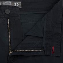 Мужские брюки Peaceful Hooligan Cabin Navy фото- 2