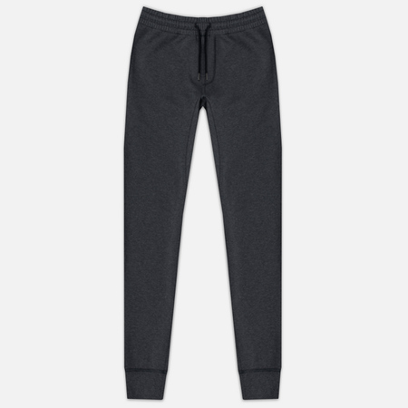 Peaceful Hooligan Owens Marl Men's Trousers Black