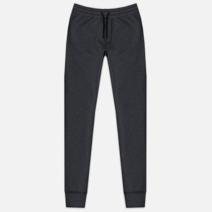Peaceful Hooligan Owens Marl Men's Trousers Black