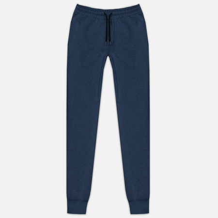 Peaceful Hooligan Owens Marl Men's Trousers Navy