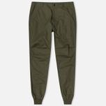 Мужские брюки Penfield Howland Twill Olive фото- 0