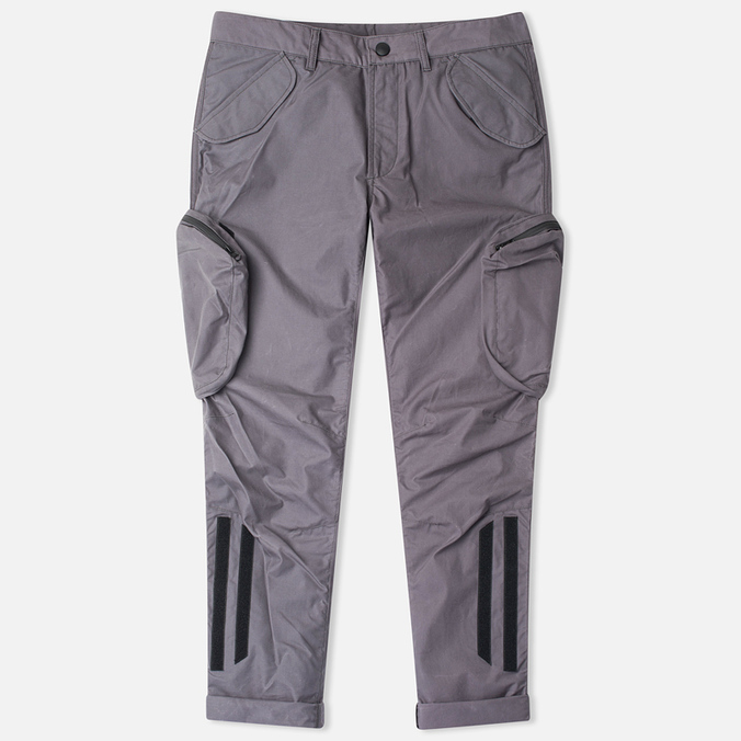 Plurimus Tactical Cargo Men`s Trousers Grey