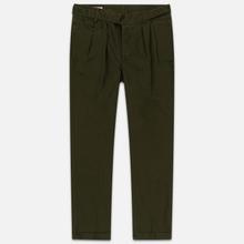 Мужские брюки Polo Ralph Lauren Baggy Fit Batten Pleated Rustic Twill Company Olive фото- 0
