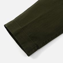 Мужские брюки Polo Ralph Lauren Baggy Fit Batten Pleated Rustic Twill Company Olive фото- 4