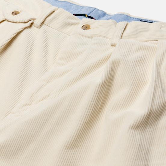 Мужские брюки Polo Ralph Lauren Baggy Fit Briton 10 Wale Corduroy Andover Cream