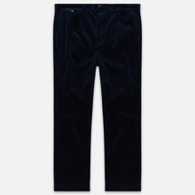 Мужские брюки Polo Ralph Lauren Baggy Fit Briton 10 Wale Corduroy Cruise Navy фото- 0