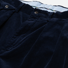 Мужские брюки Polo Ralph Lauren Baggy Fit Briton 10 Wale Corduroy Cruise Navy фото- 1