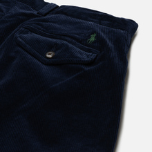 Мужские брюки Polo Ralph Lauren Baggy Fit Briton 10 Wale Corduroy Cruise Navy фото- 2