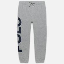 Мужские брюки Polo Ralph Lauren Double Knit Tech Athletic Andover Heather фото- 0