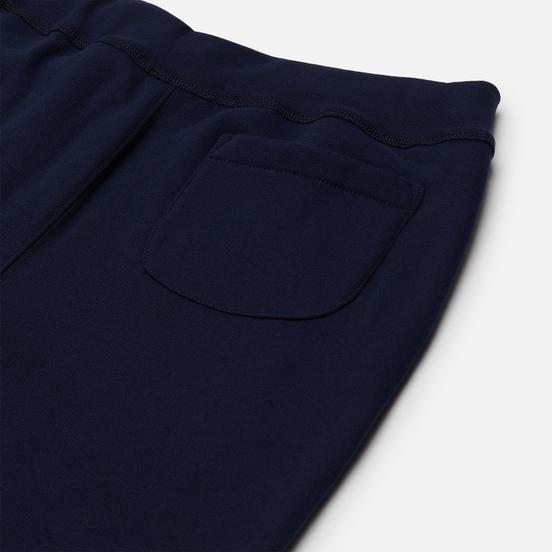 Мужские брюки Polo Ralph Lauren Embroidered Pony Vintage Fleece Cruise Navy