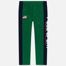 Мужские брюки Polo Ralph Lauren Polo Sport Freestyle Nylon OG Pull Up Jerry Green/Cruise Navy фото- 0