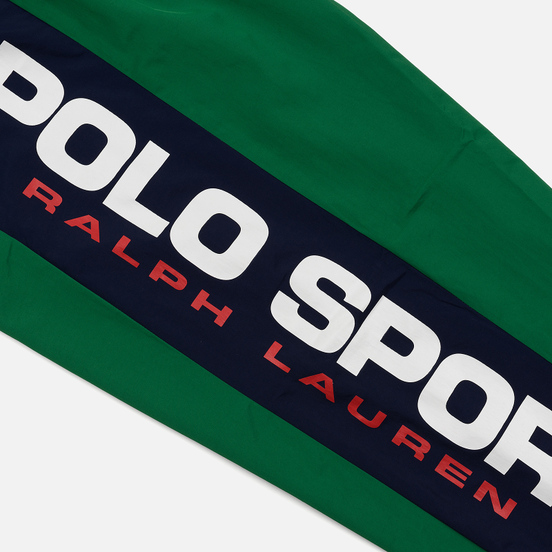 Мужские брюки Polo Ralph Lauren Polo Sport Freestyle Nylon OG Pull Up Jerry Green/Cruise Navy