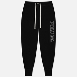 Мужские брюки Polo Ralph Lauren Jogger Sleep Bottom Liquid Cotton Black