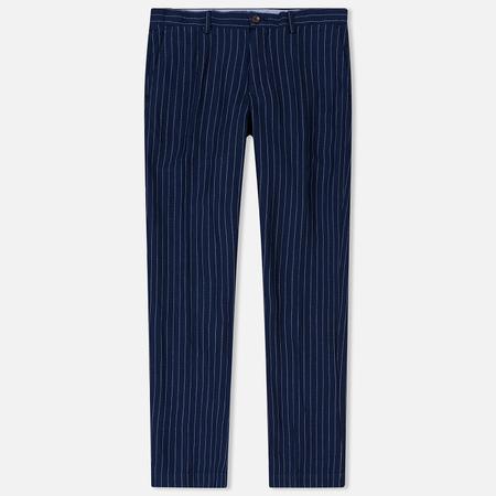 Мужские брюки Polo Ralph Lauren Newport Striped Regular Fit Navy
