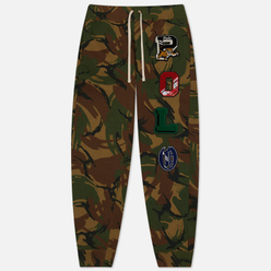 Мужские брюки Polo Ralph Lauren Polo Camo Vintage Fleece Jogger British Elmwood Camo