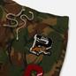 Мужские брюки Polo Ralph Lauren Polo Camo Vintage Fleece Jogger British Elmwood Camo фото - 1