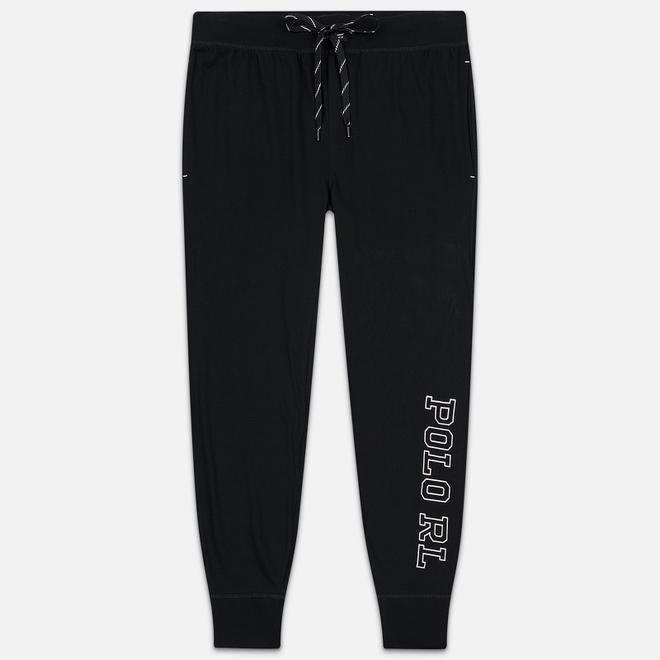 Мужские брюки Polo Ralph Lauren Regular Fit Jogger Sleep Bottom Black