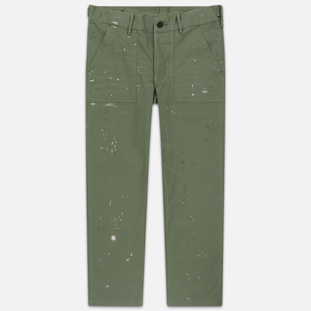 Мужские брюки Polo Ralph Lauren Relaxed Fit Distressed Army Olive