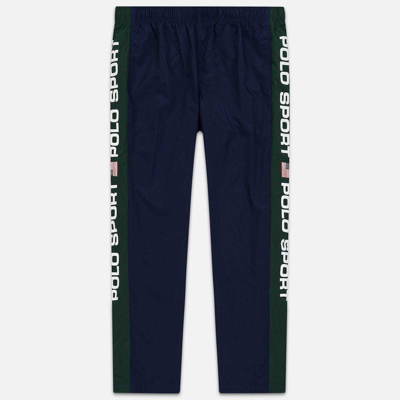 Мужские брюки Polo Ralph Lauren Relaxed Fit OG Pull Up Cruise Navy/College Green