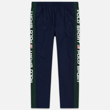 Мужские брюки Polo Ralph Lauren Relaxed Fit OG Pull Up Cruise Navy/College Green фото- 0