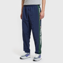 Мужские брюки Polo Ralph Lauren Relaxed Fit OG Pull Up Cruise Navy/College Green фото- 1