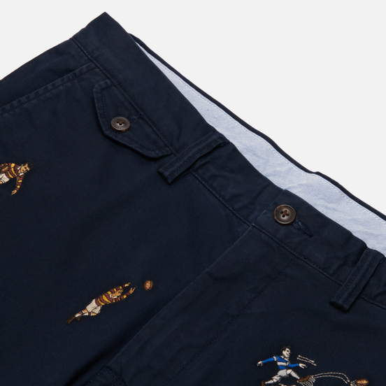 Мужские брюки Polo Ralph Lauren Slim Fit Bedford Cotton Stretch Twill Aviator Navy/Rugby Players