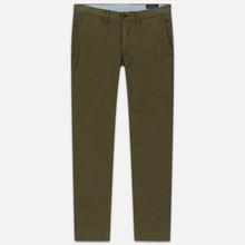 Мужские брюки Polo Ralph Lauren Slim Fit Bedford Defender Green фото- 0